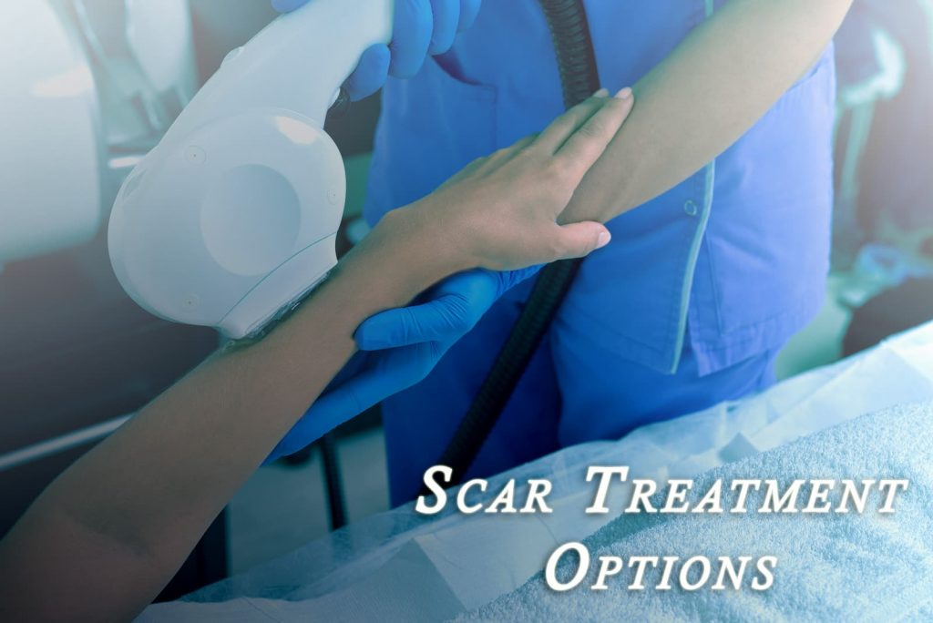 Types of Scar Treatments